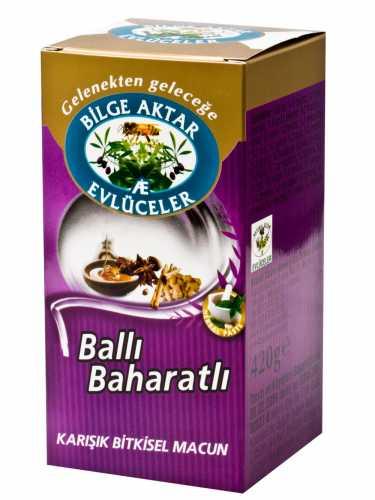 BALLI BAHARATLI KARIŞIK BİTKİSEL MACUN 420 GR