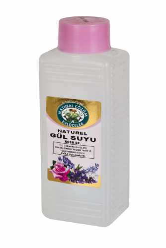 NATUREL GÜL SUYU 250 ML